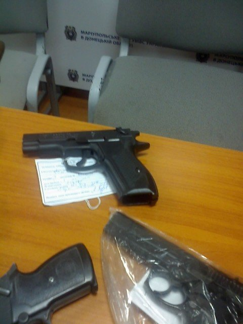 В Мариуполе каждый месяц вооружаются около 30 человек, фото-1