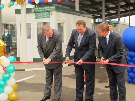 В Новоазовске открыт новый таможенный терминал (ФОТО), фото-1
