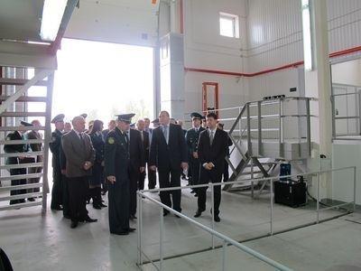 В Новоазовске открыт новый таможенный терминал (ФОТО), фото-3