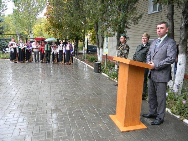 В Новоазовске пограничники устроили праздник урожая (ФОТО), фото-7