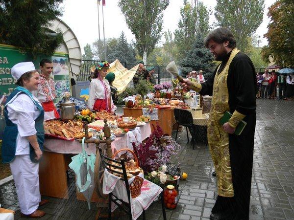 В Новоазовске пограничники устроили праздник урожая (ФОТО), фото-10
