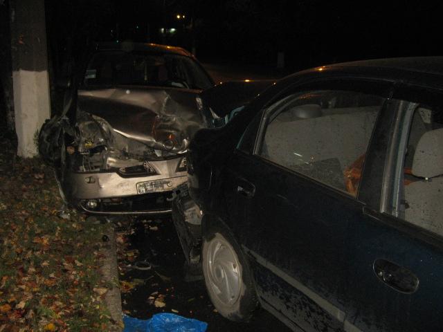 В Мариуполе водитель разбил авто, купленное три дня назад (ФОТО), фото-1