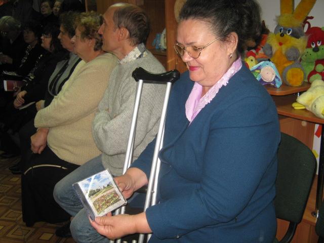 В Мариуполе вышел аудиосборник стихов для инвалидов по зрению (ФОТО), фото-4