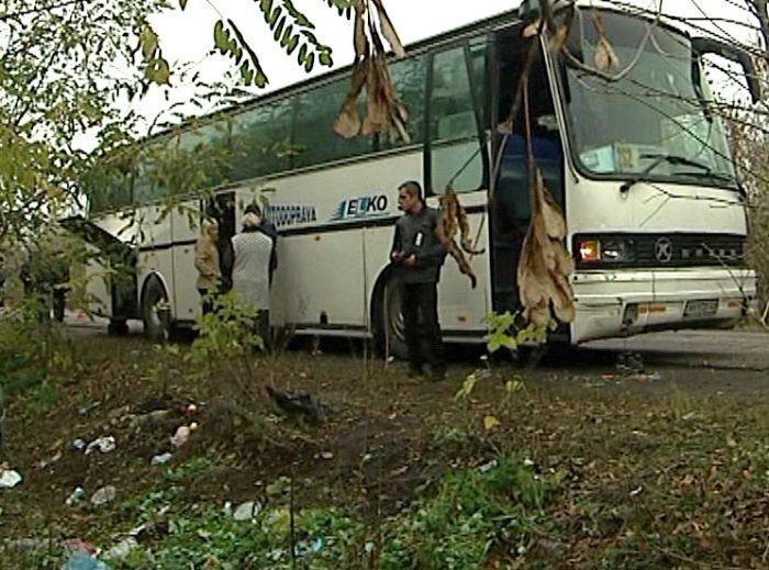«Таврия» сбила на остановке 10 пассажиров автобуса «Мариуполь - Северодонецк» (ФОТО), фото-10