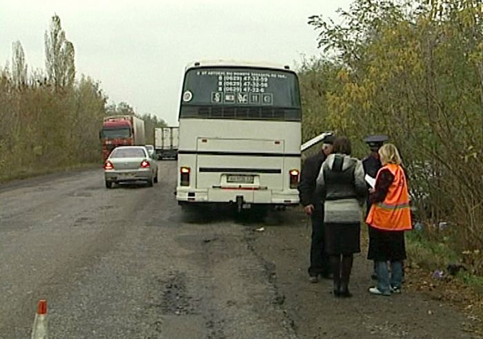 «Таврия» сбила на остановке 10 пассажиров автобуса «Мариуполь - Северодонецк» (ФОТО), фото-4