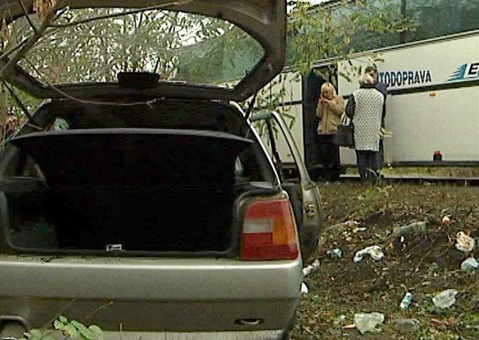 «Таврия» сбила на остановке 10 пассажиров автобуса «Мариуполь - Северодонецк» (ФОТО), фото-8