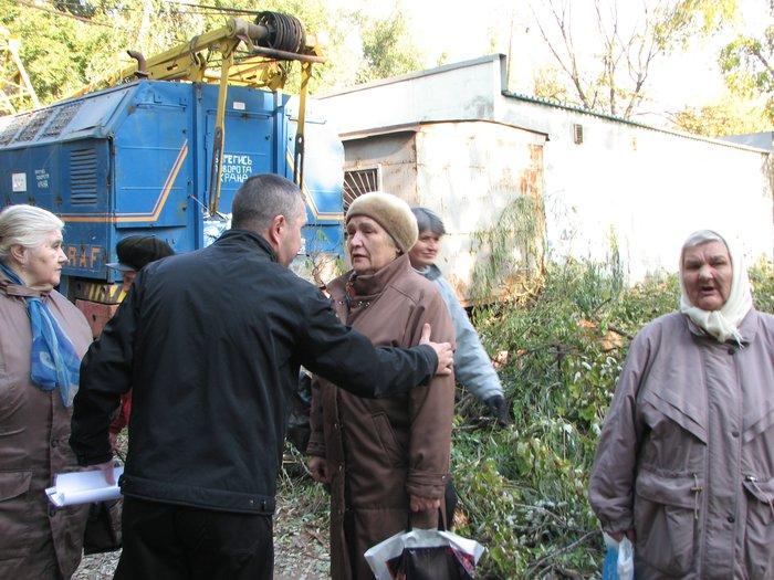 Мариупольцы выступили против строительства очередного магазина (ФОТО), фото-8