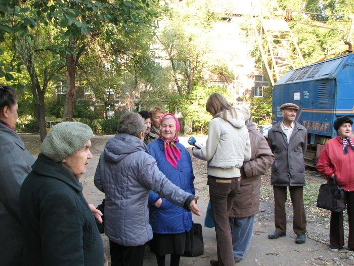 Мариупольцы выступили против строительства очередного магазина (ФОТО), фото-7