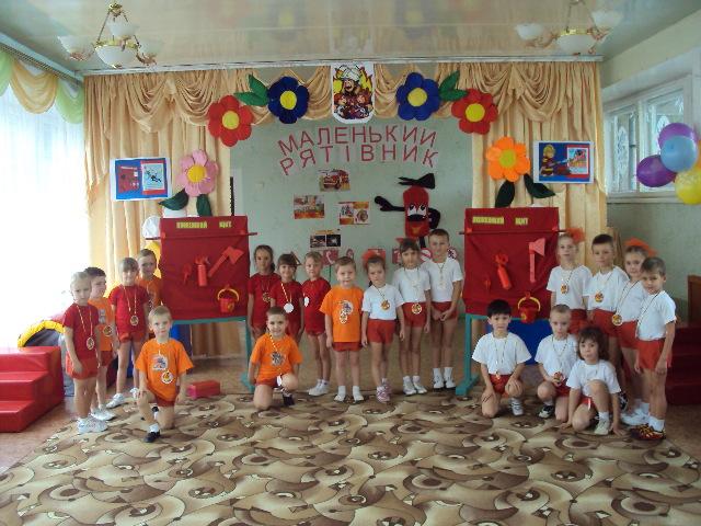 Мариупольских малышей научили правилам пожарной безопасности (ФОТО), фото-7