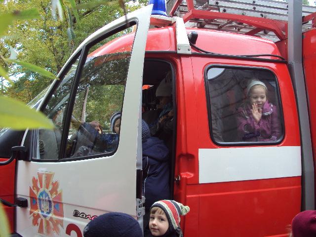 Мариупольских малышей научили правилам пожарной безопасности (ФОТО), фото-3