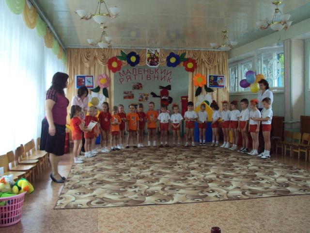 Мариупольских малышей научили правилам пожарной безопасности (ФОТО), фото-6
