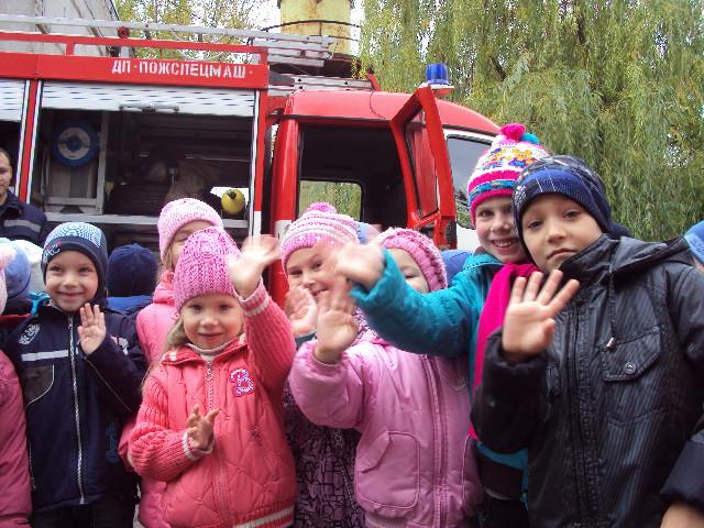 Мариупольских малышей научили правилам пожарной безопасности (ФОТО), фото-4