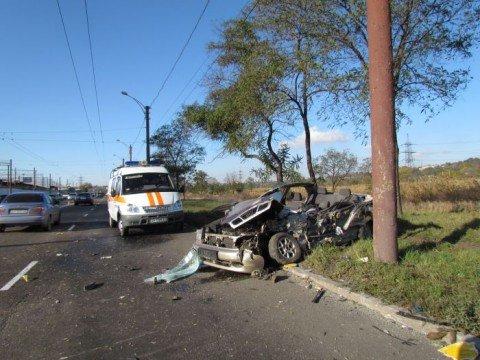 В Мариуполе пассажир «дэу», пострадавший в ДТП на ул. Набережной, скончался в реанимации , фото-1