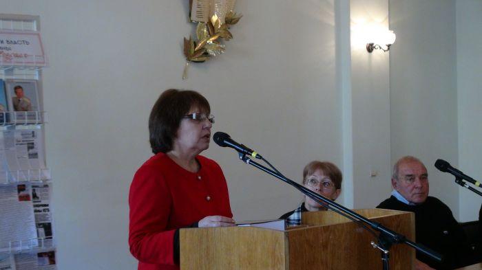 Чистякова Виктория Георгиевна, советник Приазовской ассоциации адвокатов Украины
