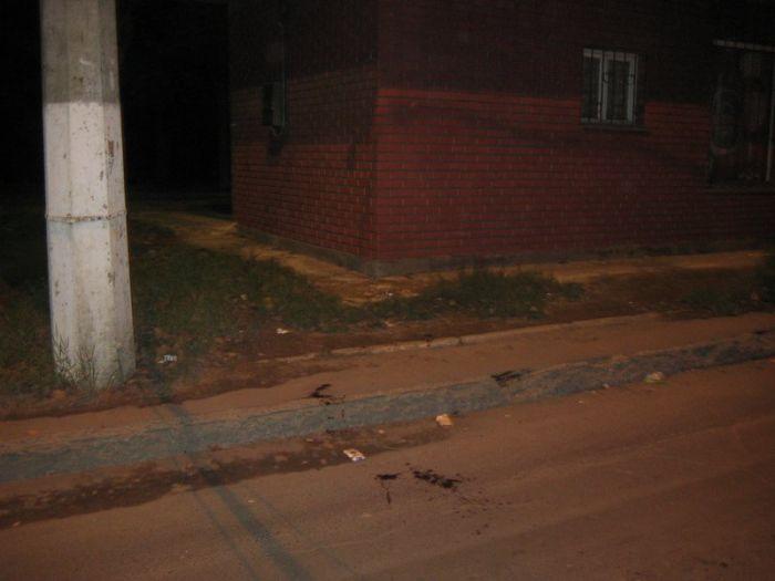 В Мариуполе разборки  на остановке транспорта произошли на почве наркотиков, фото-1