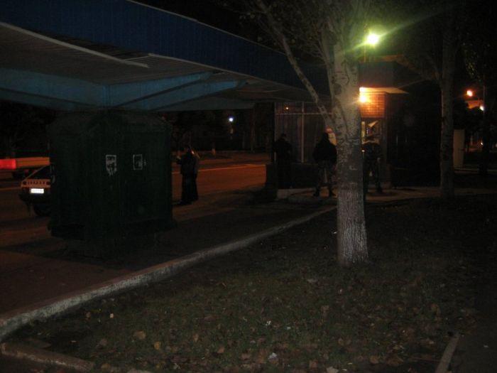 В Мариуполе разборки  на остановке транспорта произошли на почве наркотиков, фото-2