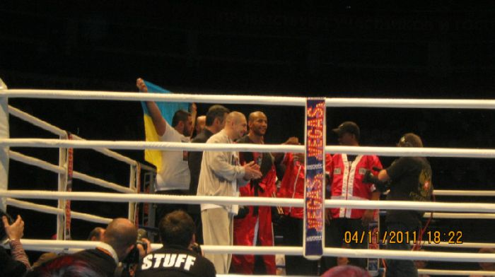 Мариуполец  Исмаил Силлах  успешно выступил  перед боем Лебедева vs Тони (ФОТО), фото-1