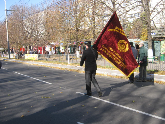 В Мариуполе коммунисты призвали граждан к возвращению в СССР  (ФОТО) , фото-7