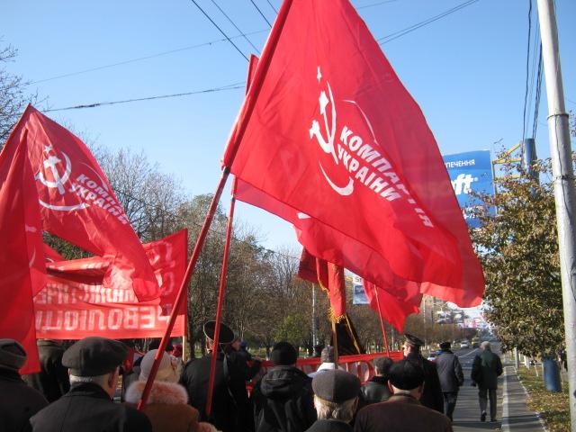 В Мариуполе коммунисты призвали граждан к возвращению в СССР  (ФОТО) , фото-6