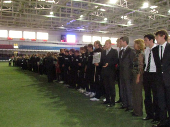 В Мариуполе наградили  лучшие школьные футбольные команды (ФОТО), фото-3
