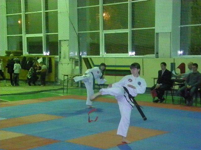 Мариуполь принимал  областные соревнования по Таэквон-до ИТФ (ФОТО), фото-1
