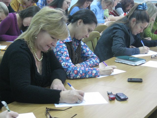Мариупольцы написали диктант по украинскому языку (ФОТО), фото-4