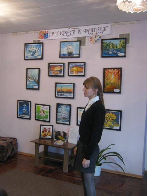 Мариупольская студентка попала под влияние Айвазовского (ФОТО), фото-1
