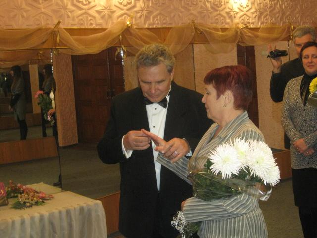 В Мариуполе в день 11.11.11 сыграли золотую свадьбу, фото-5