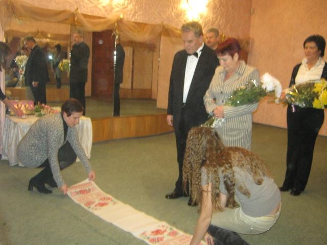 В Мариуполе в день 11.11.11 сыграли золотую свадьбу, фото-4