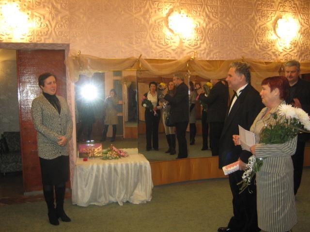 В Мариуполе в день 11.11.11 сыграли золотую свадьбу, фото-3