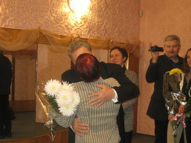 В Мариуполе в день 11.11.11 сыграли золотую свадьбу, фото-9