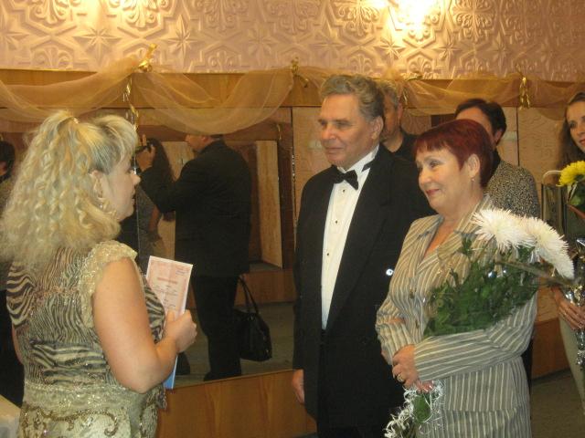 В Мариуполе в день 11.11.11 сыграли золотую свадьбу, фото-8