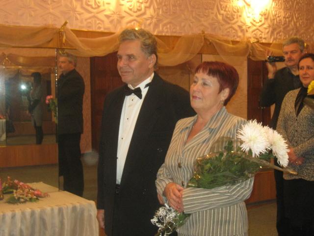 В Мариуполе в день 11.11.11 сыграли золотую свадьбу, фото-2