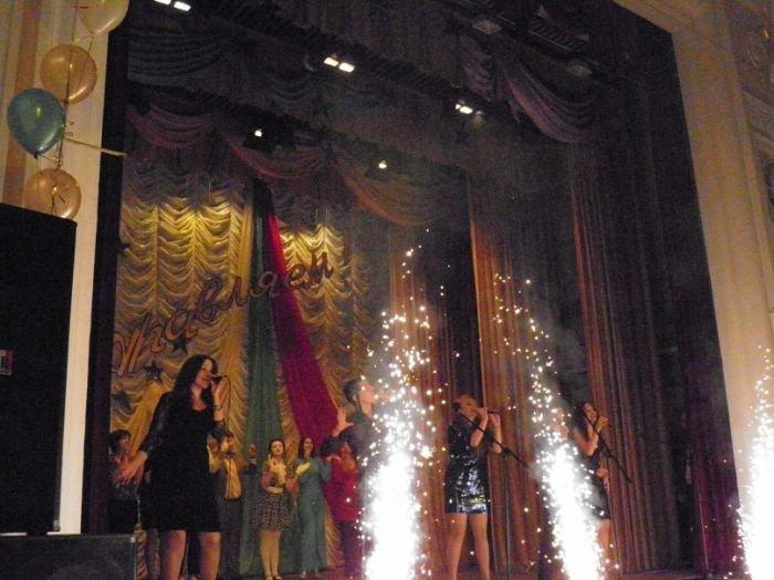 Мариупольский дворец «Молодежный» отпраздновал  первый юбилей (ФОТОРЕПОРТАЖ), фото-4