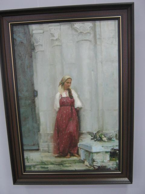 В Мариуполь впервые прибыли работы современных художников-передвижников из России (ФОТО), фото-4