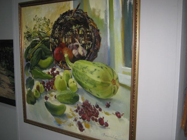 В Мариуполь впервые прибыли работы современных художников-передвижников из России (ФОТО), фото-2