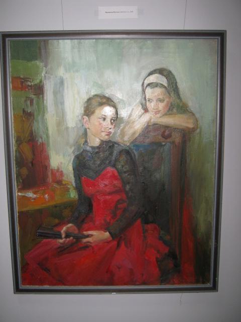 В Мариуполь впервые прибыли работы современных художников-передвижников из России (ФОТО), фото-3