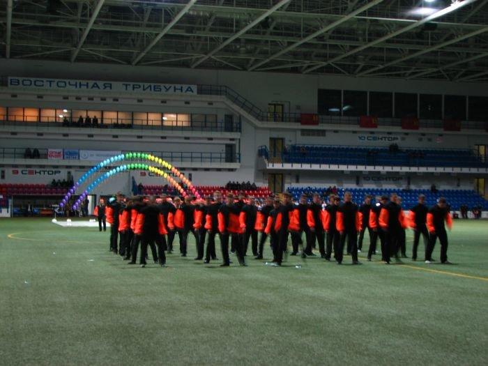 Мариупольские студенты организовали грандиозное танцевальное шоу (ФОТО), фото-11
