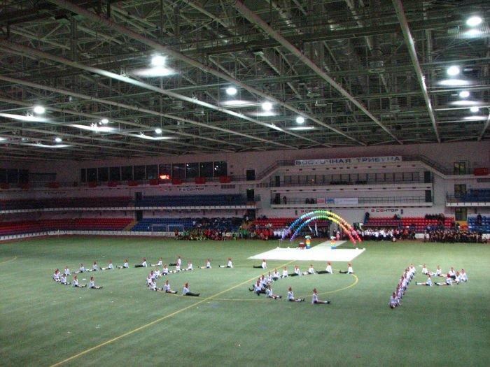 Мариупольские студенты организовали грандиозное танцевальное шоу (ФОТО), фото-16