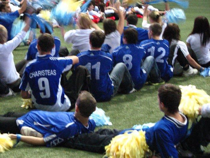 Мариупольские студенты организовали грандиозное танцевальное шоу (ФОТО), фото-7