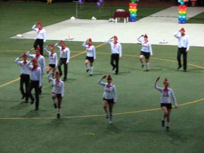 Мариупольские студенты организовали грандиозное танцевальное шоу (ФОТО), фото-17