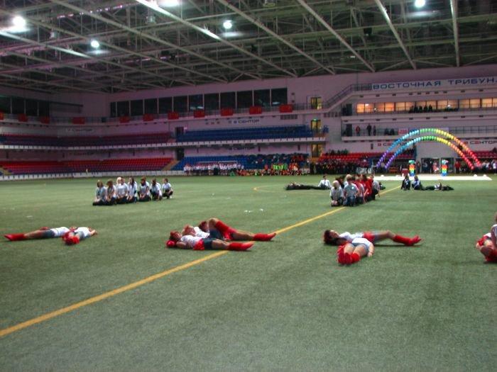 Мариупольские студенты организовали грандиозное танцевальное шоу (ФОТО), фото-12