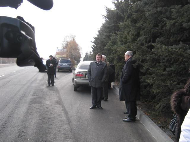 В Мариуполе председателя Донецкого облсовета принимали с президентскими почестями (ФОТО), фото-2