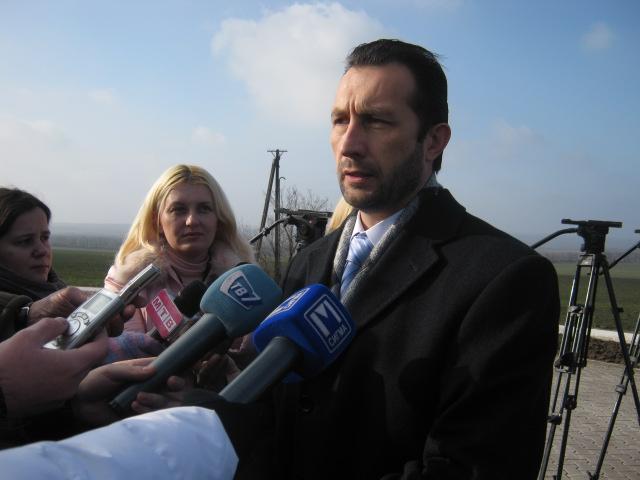 В Мариуполе председателя Донецкого облсовета принимали с президентскими почестями (ФОТО), фото-3