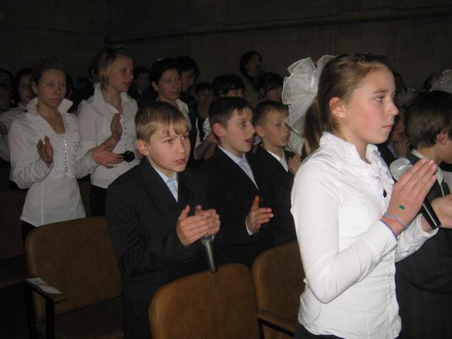 В Мариуполе школа-интернат №1 держала экзамен перед руководством области (ФОТО), фото-14