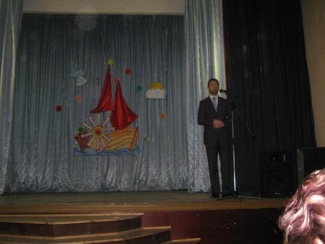 В Мариуполе школа-интернат №1 держала экзамен перед руководством области (ФОТО), фото-11