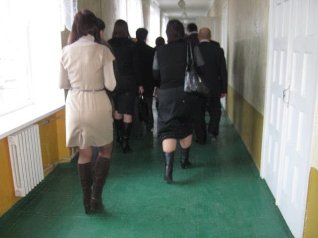В Мариуполе школа-интернат №1 держала экзамен перед руководством области (ФОТО), фото-9