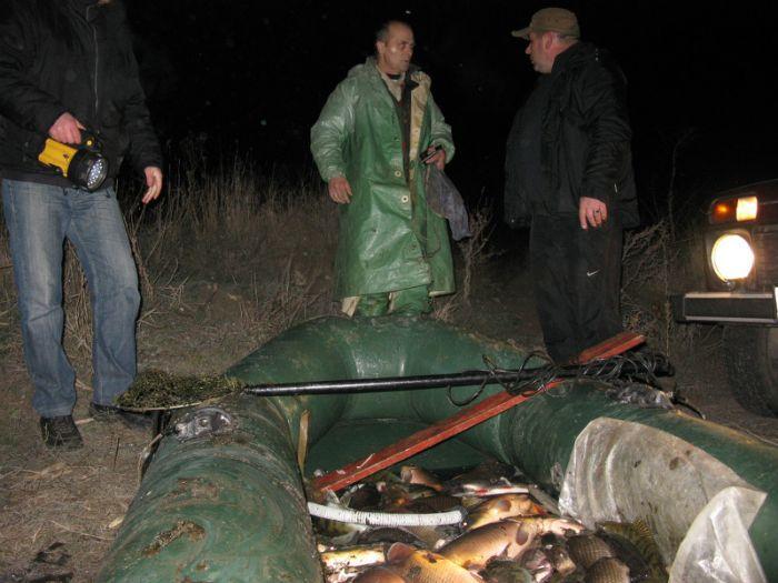 В Талаковке пресекли деятельность  мариупольского браконьера, который нанес ущерб водному хозяйству  более  чем на 6 тысяч гривен (ФОТО), фото-6