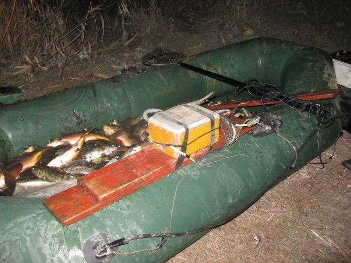 В Талаковке пресекли деятельность  мариупольского браконьера, который нанес ущерб водному хозяйству  более  чем на 6 тысяч гривен (ФОТО), фото-5