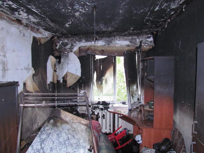 Мариупольские власти оказали помощь поджигателю квартиры, фото-2